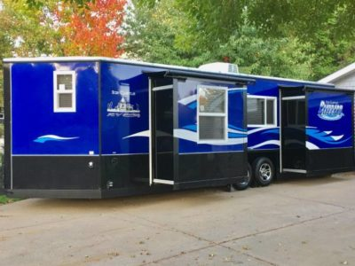 2018 Ice Castle RV Edition